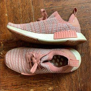 Adidas NMD R1 STLT Pink/white